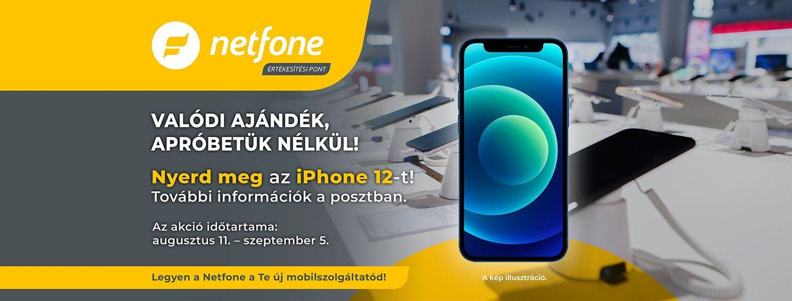 Ma-Ja.Com Kft a Netfone hivatalos partnere